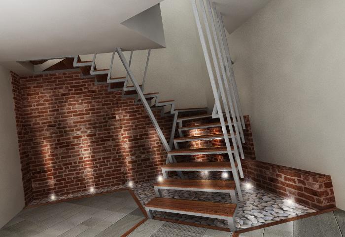 Quinta dimensione design studio massimo salvagno for Illuminazione taverna